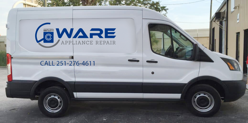ware appliance repair in mobile al